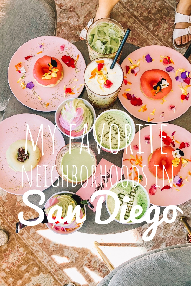 Favorite Neighborhoods in San Diego